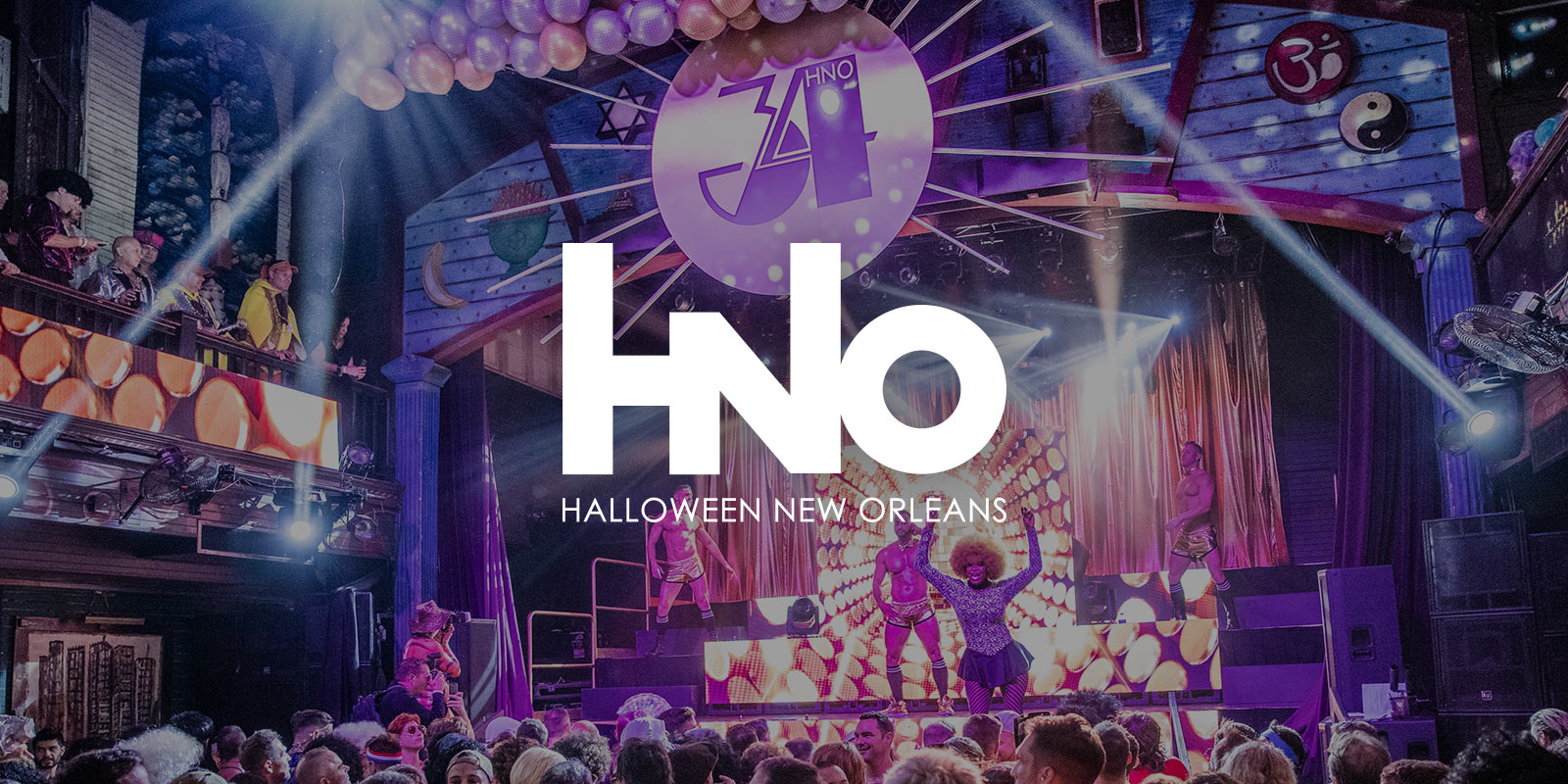 HNO (Halloween New Orleans)