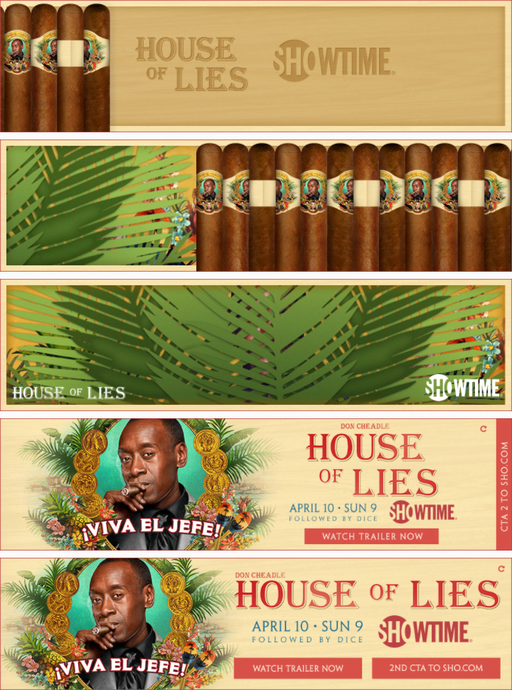 House of Lies Animation Sequence - Communify