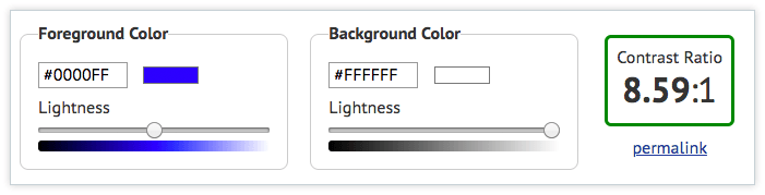 Improving Accessibility Wth Color Contrasts - Communify