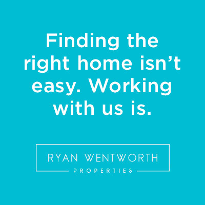 example of website copywriting for Ryan Wentworth Properties