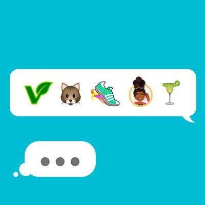 custom emojis designed by Communify for World Emoji Day