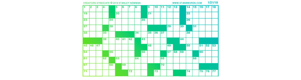brain game - crossword puzzle - train your brain