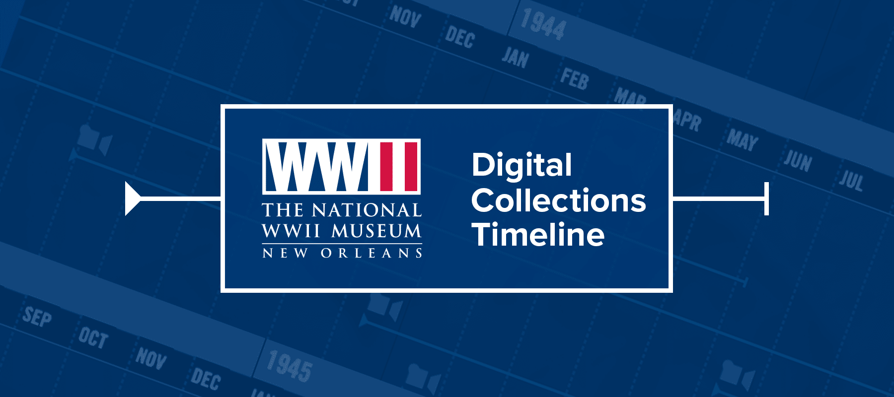 The National WWII Museum New Orleans Digital Collection Timeline