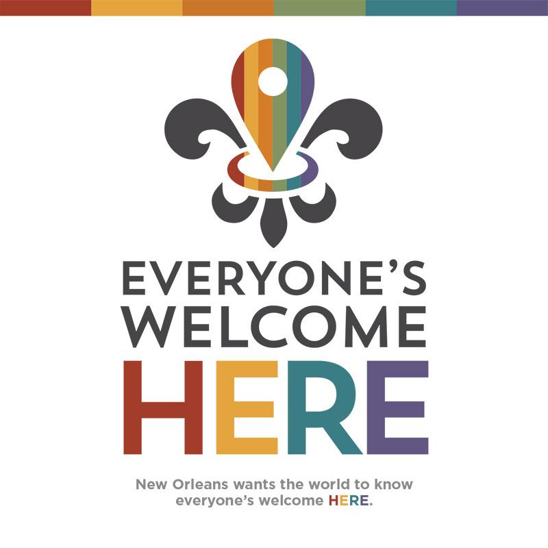 NOLHA Everyone's Welcome Logo